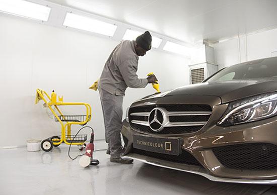 Technicolour | Headlight Polishing & Detailing | Paint Protection Polish